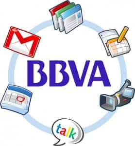 google apps en bbva