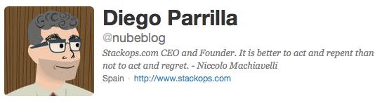 Diego Parrilla OpenStack