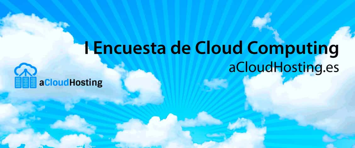 I Encuesta de Cloud computing 2016