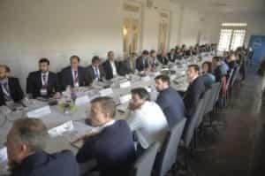 fotografia del encuentro de hosters