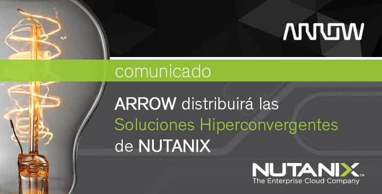arrow nutanix