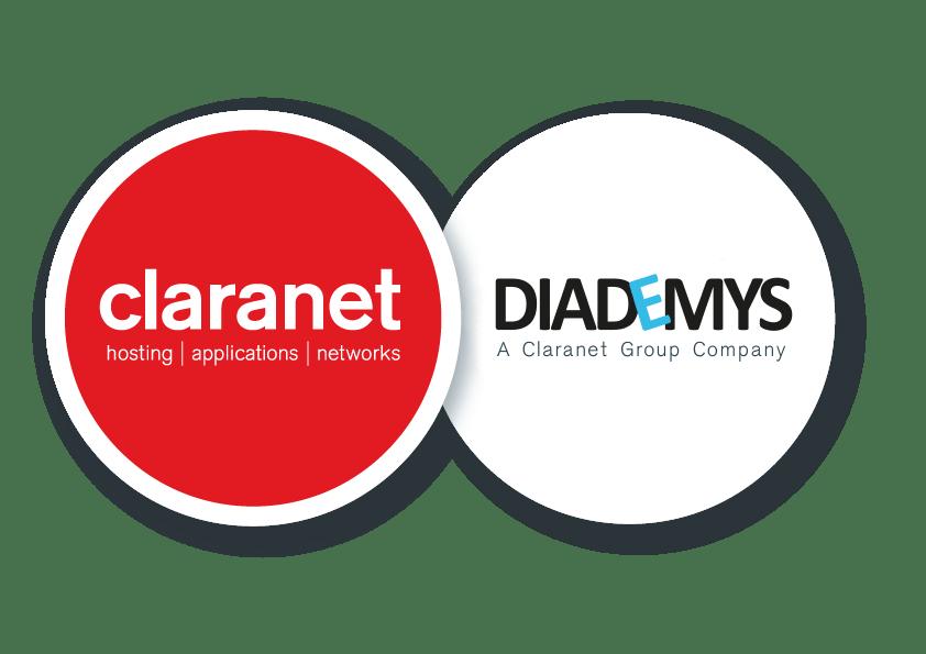 claranet y Diademys
