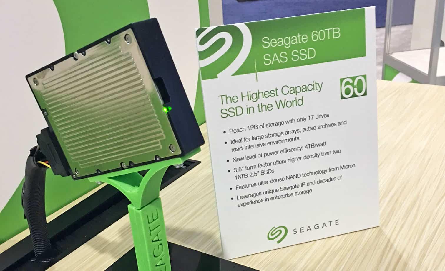 disco duro seagate de 60 TB SSD