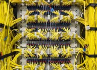 cableados en centros de datos