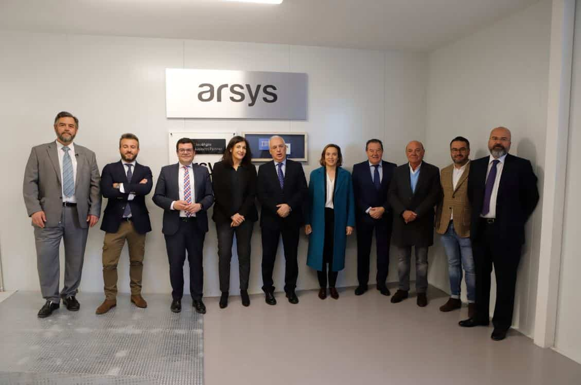 inauguracion arsys