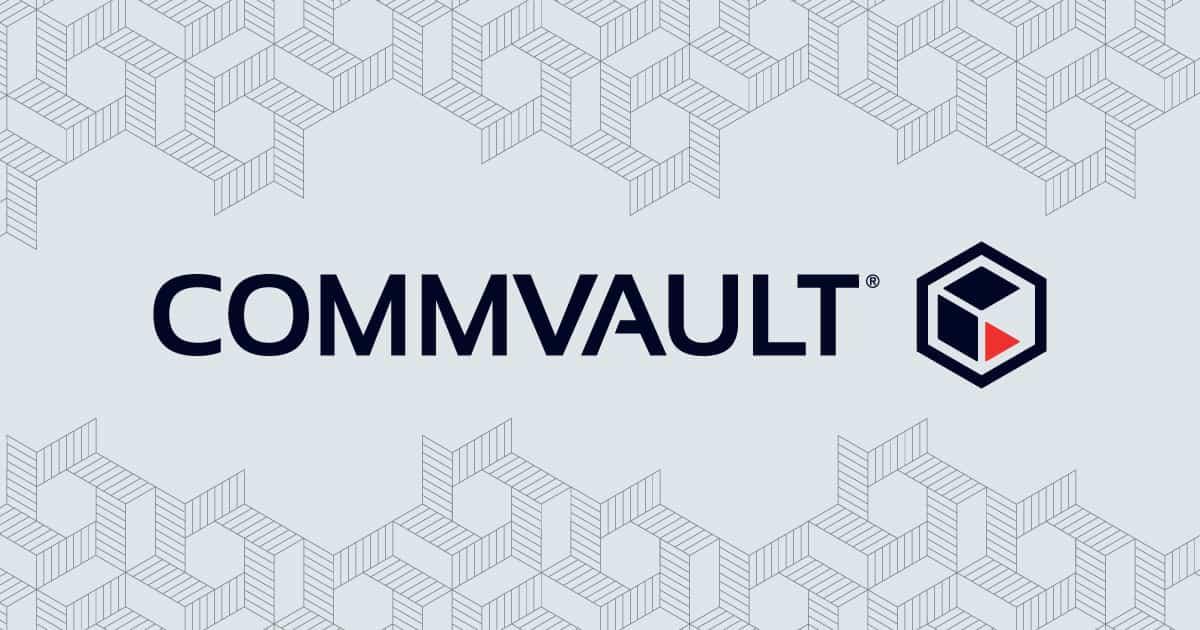 commvault logotipo