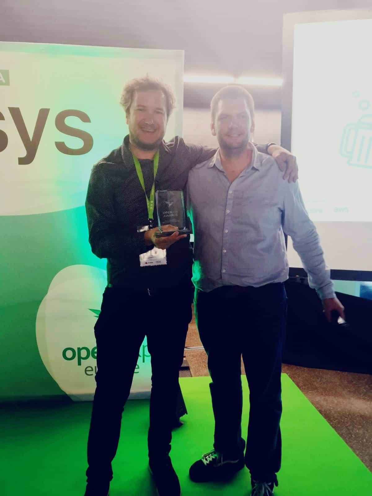 irontec open awards 2019 2