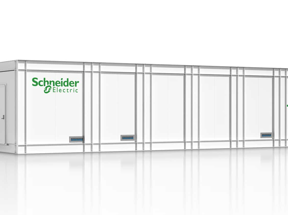 centro de datos modular schneider electric