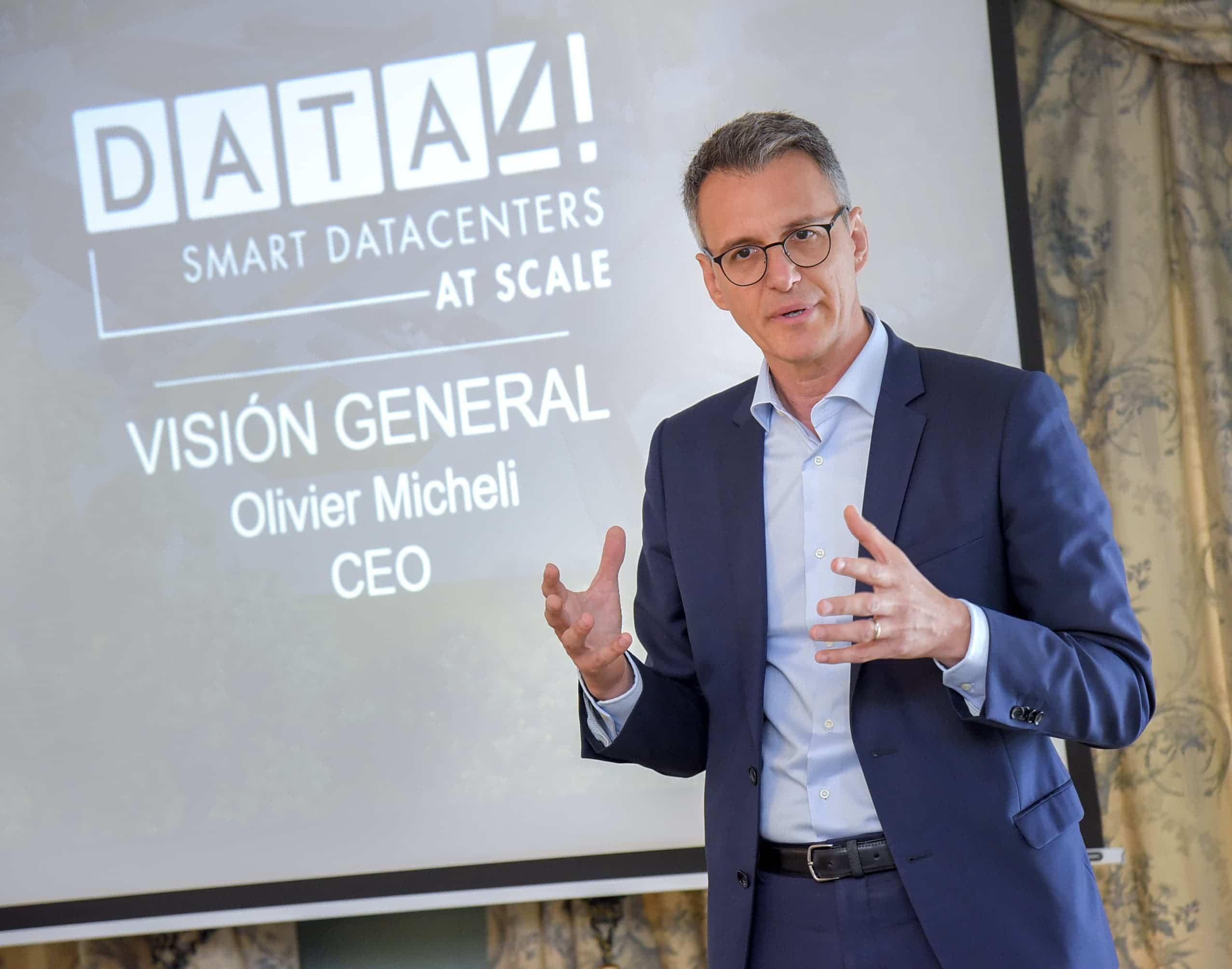 presentacion datacenter data4