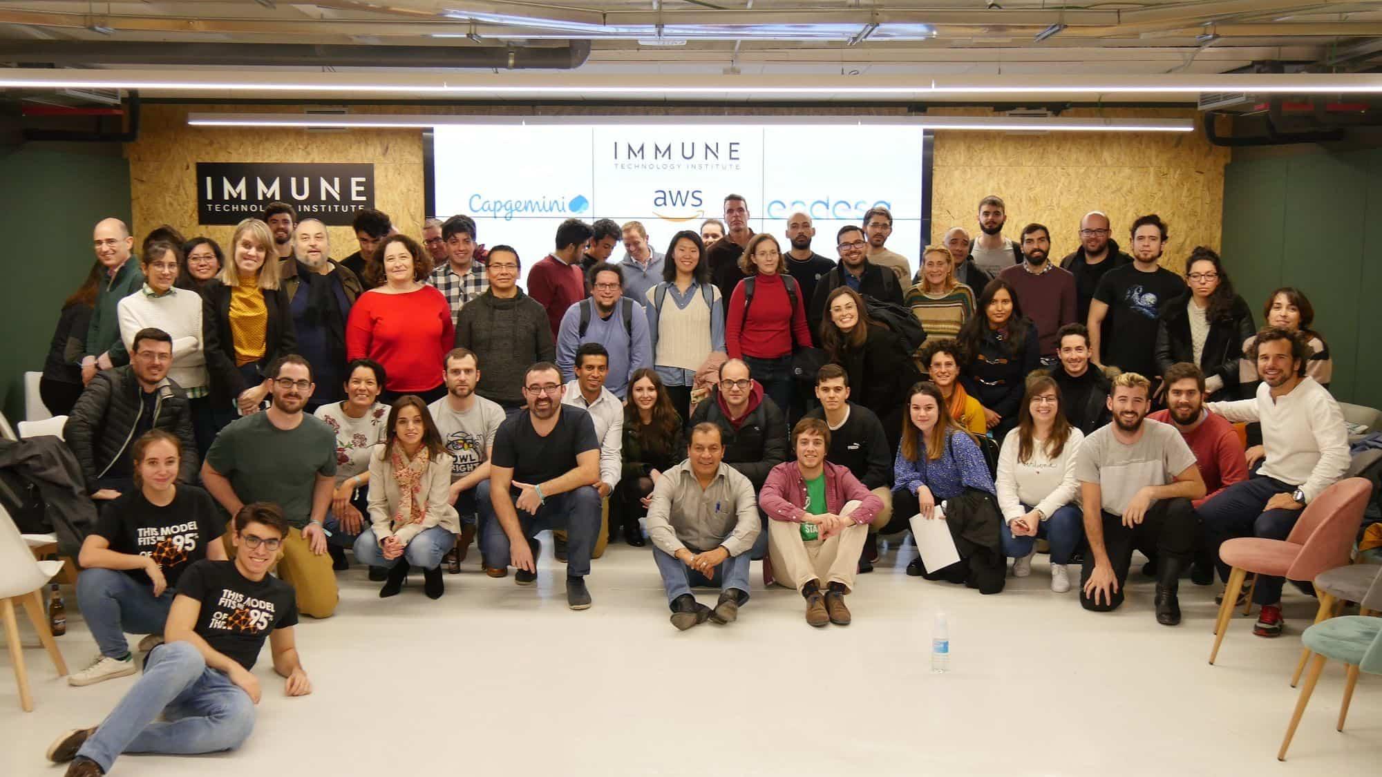 madrid acogera el primer reto de data science auspiciado por immune technology institute