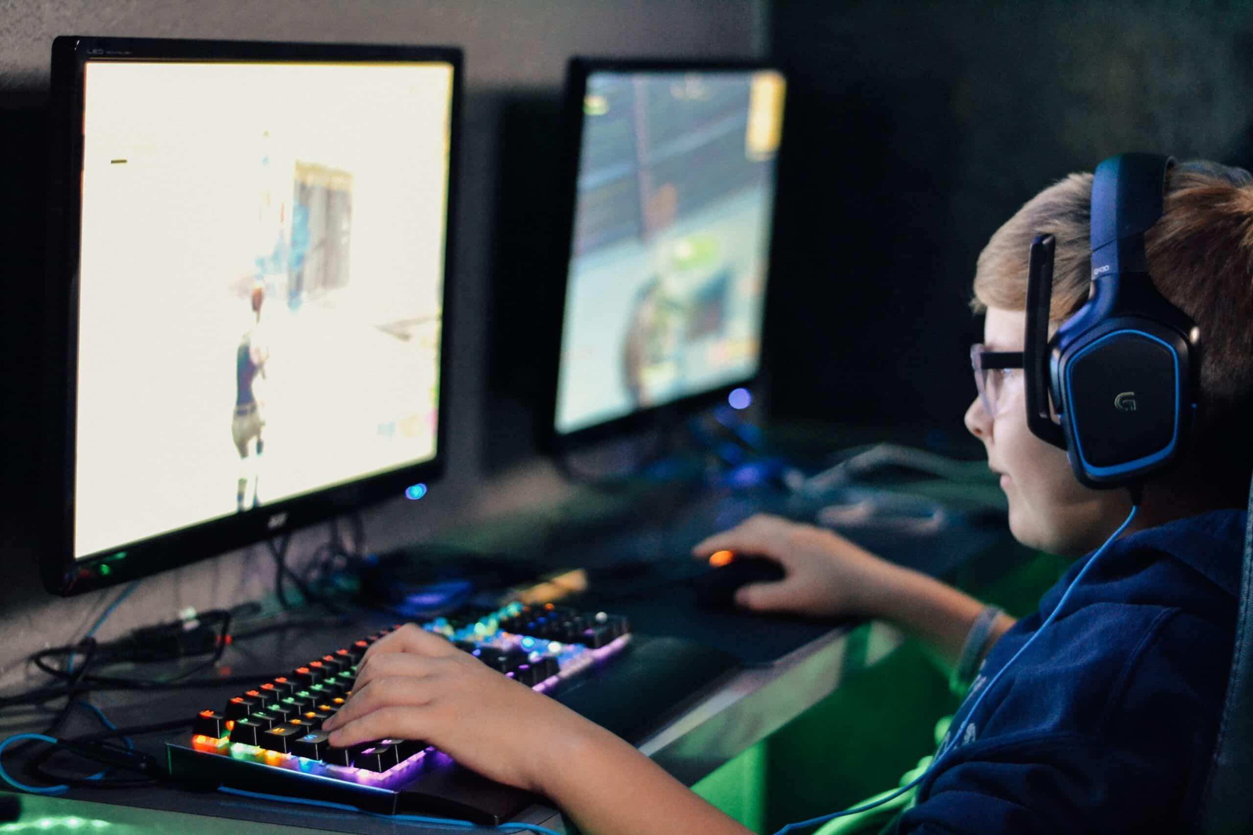 los 10 principales peligros en terminos de ciberseguridad de los videojuegos online scaled