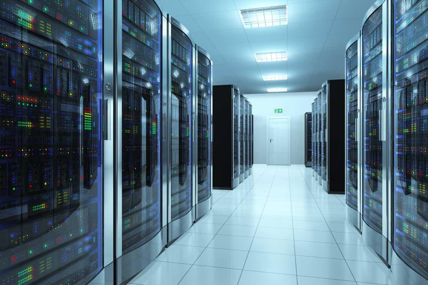 infinidat data center