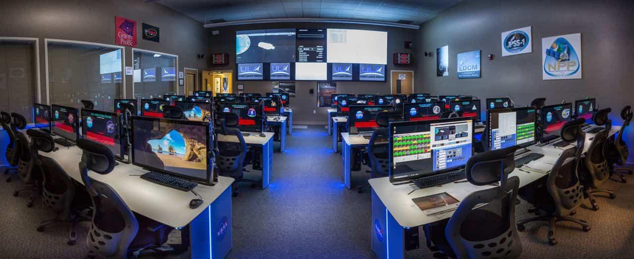 fountainhead control rooms y gesab modernizan ocho centros de control de la nasa 2