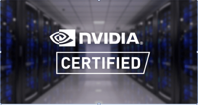 nvidia certified