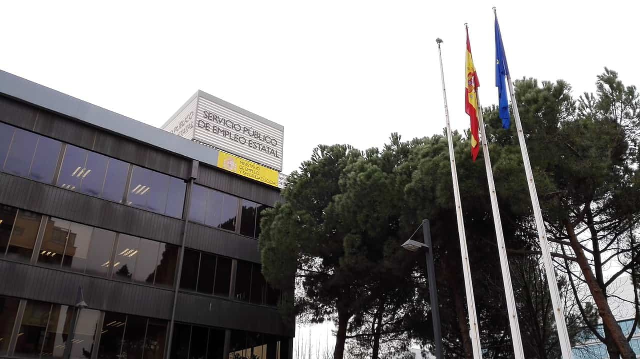 sepe servicio publico de empleo estatal de espana